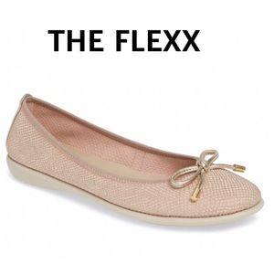 NEW THE FLEXX Pink Ballet Flats Size 9.5